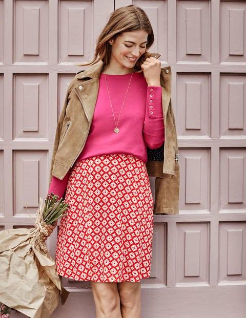 Edie Jersey Skirt