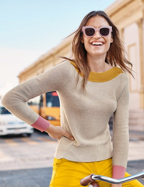 Pembroke Textured Jumper