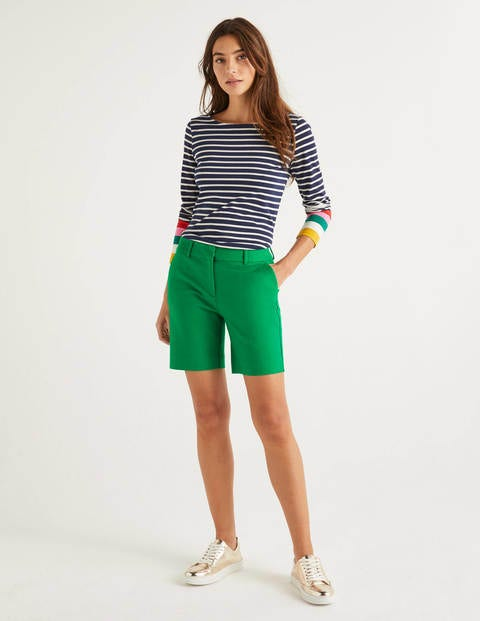 Richmond Shorts - Rich Emerald