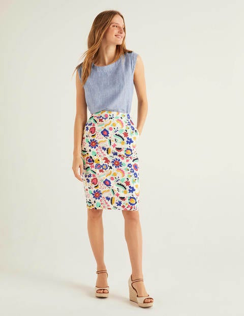 Gabriella Pencil Skirt