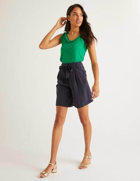 Berwick Shorts - Navy