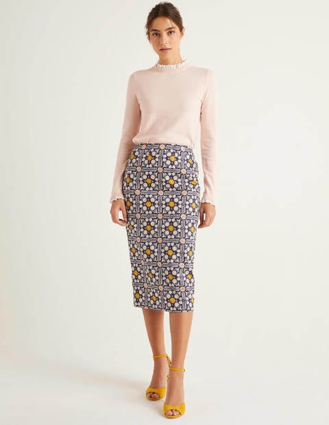 Chatterley Pencil Skirt