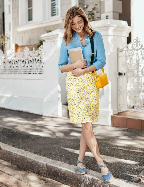 Francesca A-line Skirt