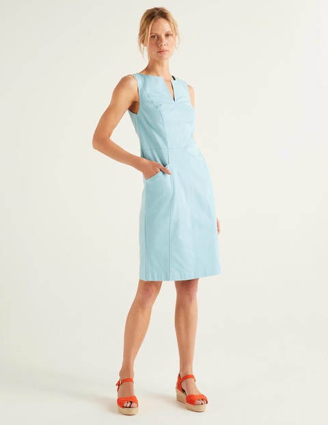Helena Chino Dress - Iceberg
