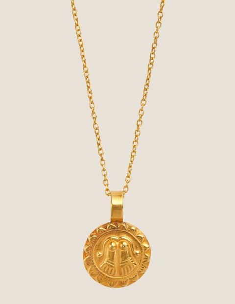 Goddess Charms Protection - Gold