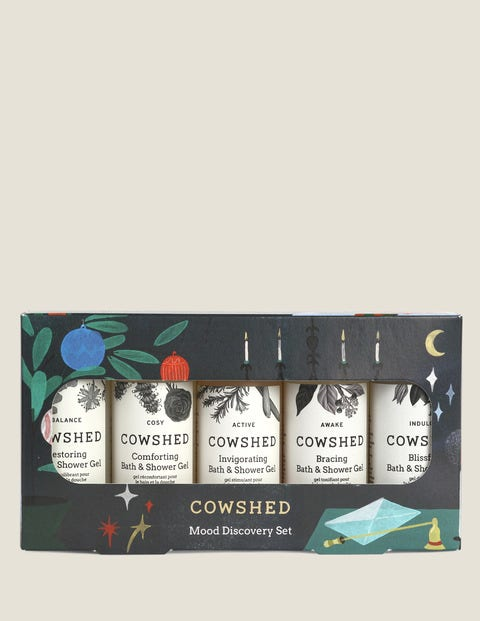 Cowshed Mood Discovery Set - Multi