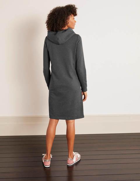 Oriel Sweatshirt Kleid Sattes Pink | Boden DE