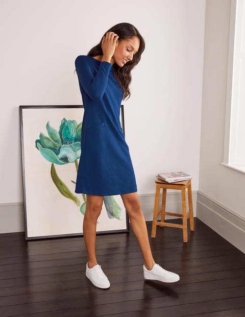 Ingrid Jacquard Shift Dress