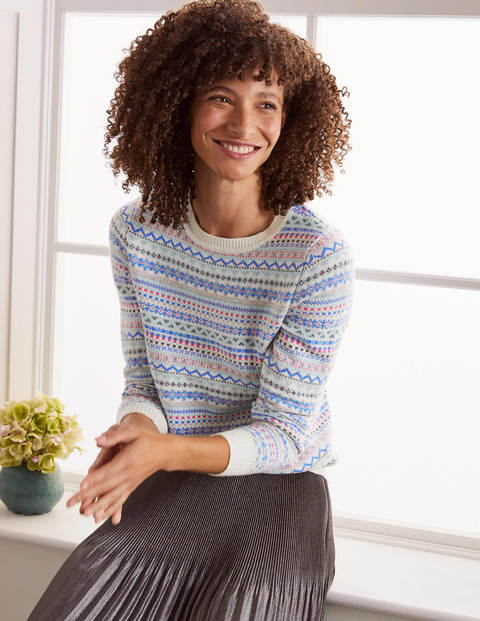 Louise Fair Isle Sweater