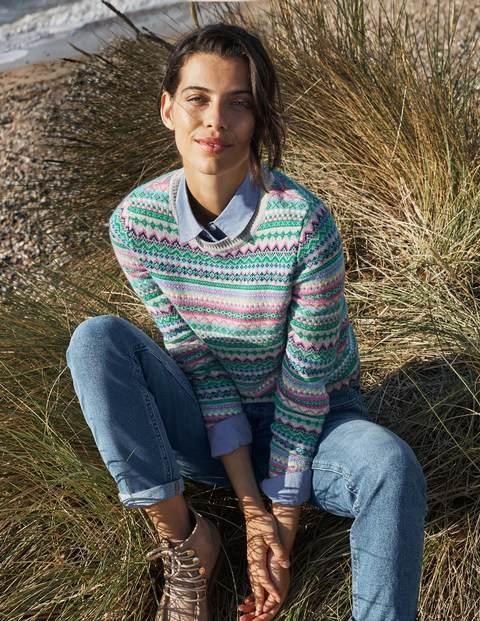 Louise Fair Isle Sweater