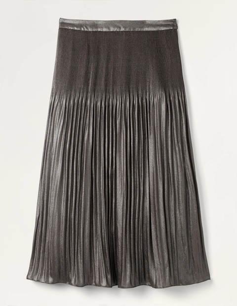 Cassidy Pleated Skirt