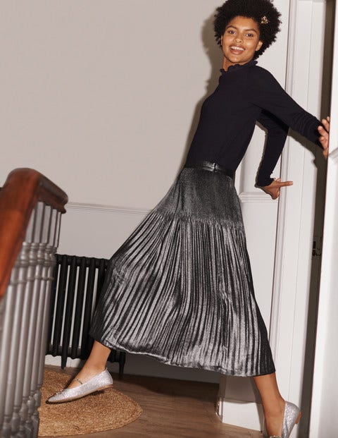 Cassidy Pleated Skirt