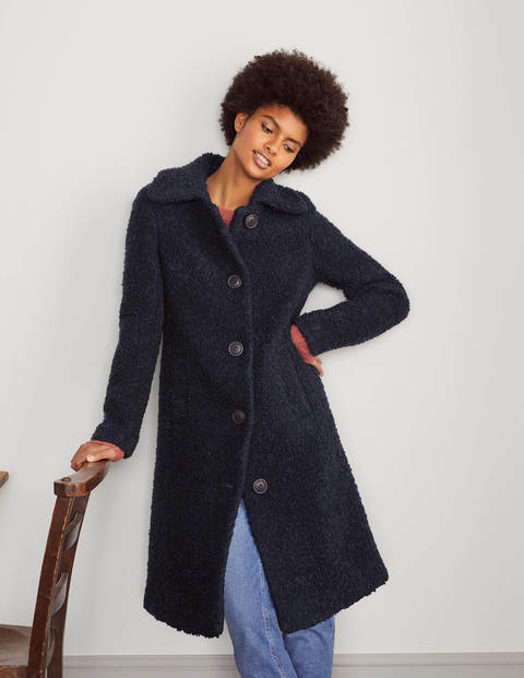 Elveden Textured Coat