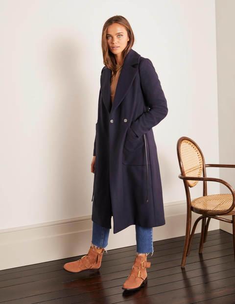 Edale Belted Coat
