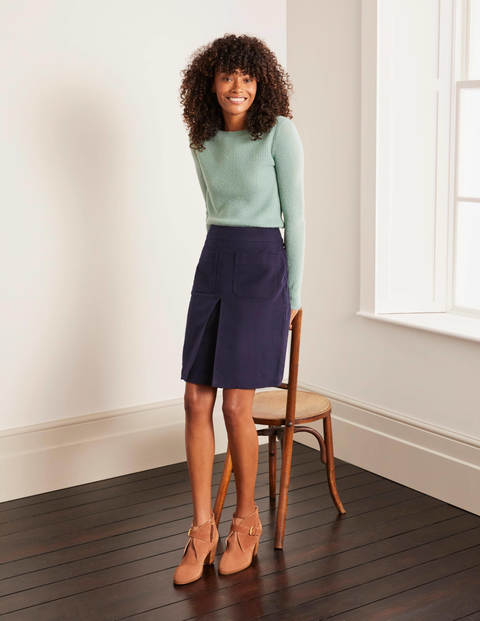 Auria Moleskin Skirt