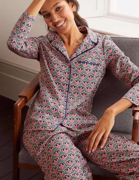 Janie Pajama Shirt