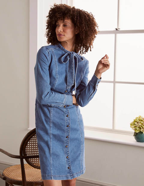 Elspeth Shirt Dress