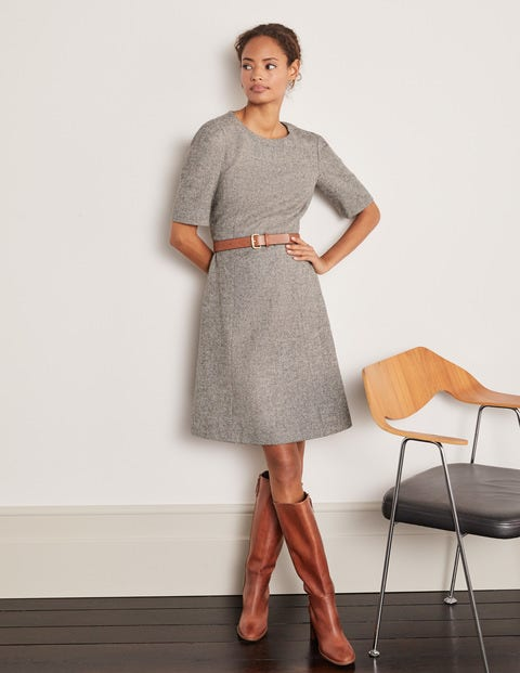 Eve Tweed Dress