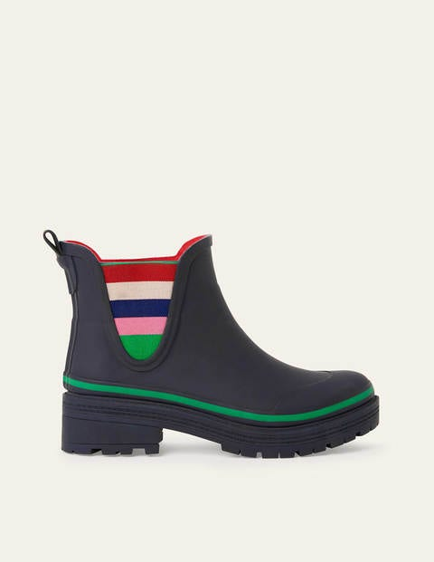 Bamburgh Wellington Boots - Navy