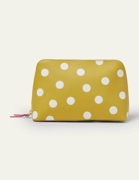 Washbag - Canary