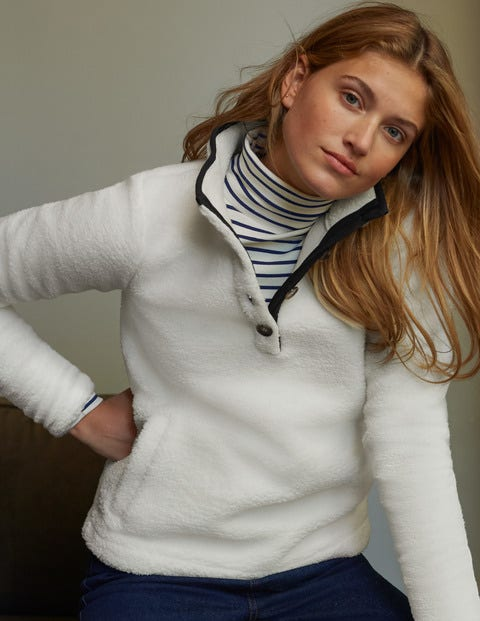 Martha Teddy Sweater