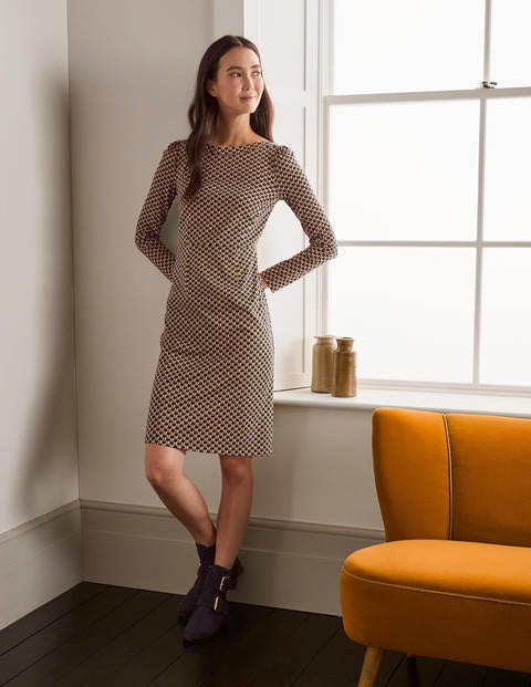 Kathleen Jersey Dress