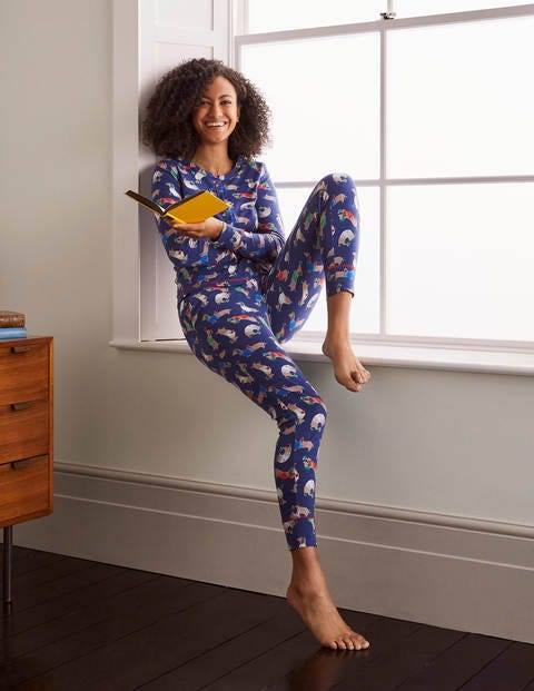 Alba Jersey Pyjama Bottoms