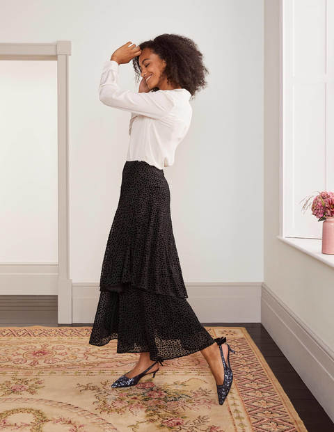 Elizabeth Wrap Skirt