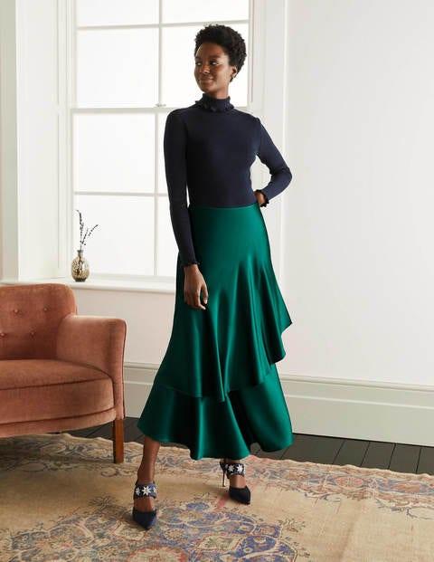 Elizabeth Wrap Skirt