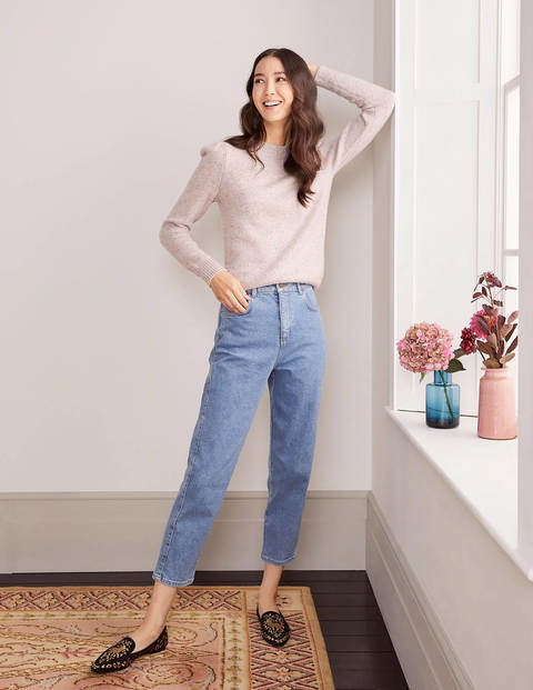 Barrel Leg Jeans
