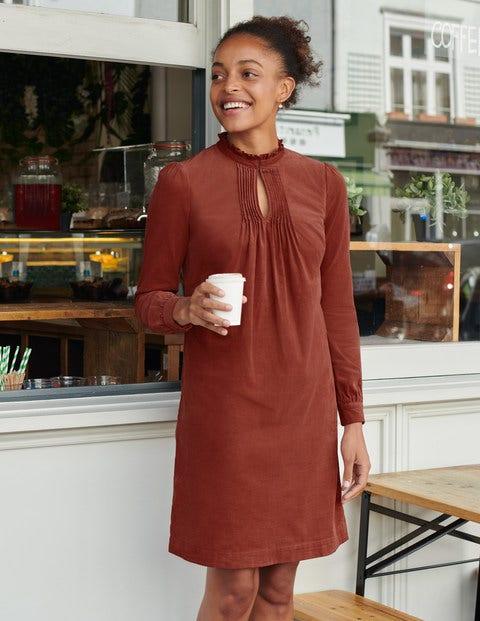 Cornelia Cord Dress
