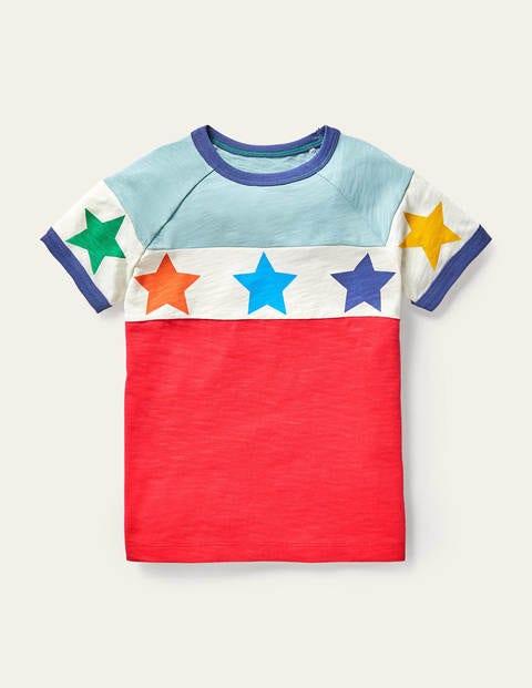 Colourblock Raglan T-shirt
