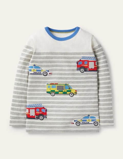 Appliqué Breton T-shirt
