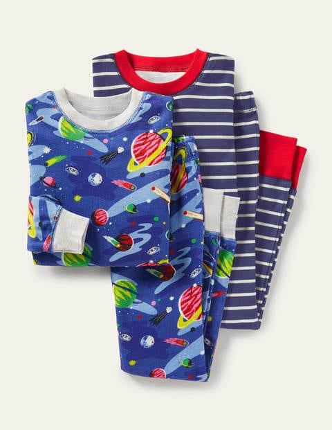 Twin Pack Snug Pyjamas