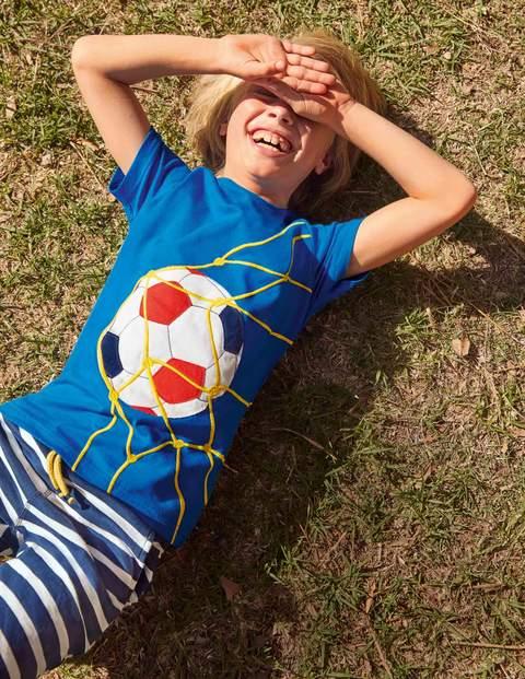 Sports Appliqué T-shirt