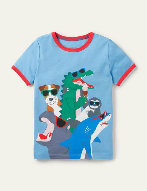 Graphic Vacation T-shirt