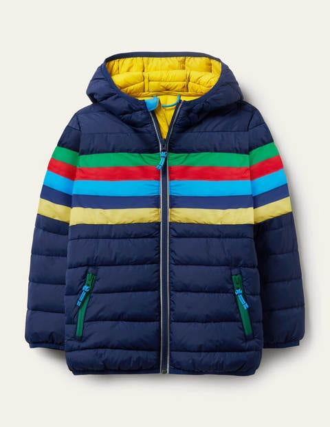 Cosy Pack-away Padded Jacket