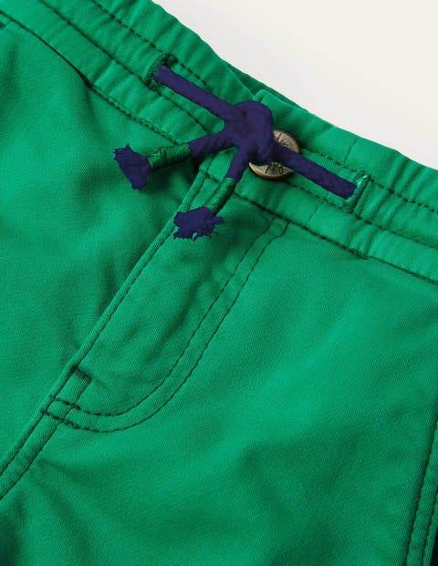 Jersey Skinny Jeans - Meadow Green