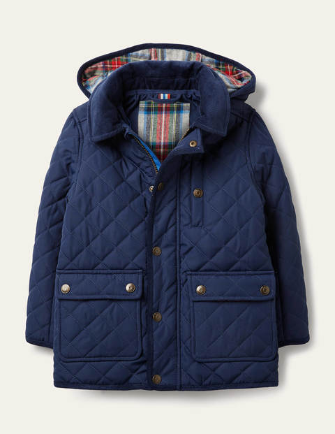 Cosy Heritage Quilted Jacket