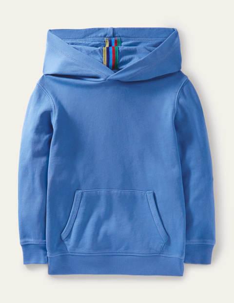 Garment-dyed Hoodie - Elizabethan Blue