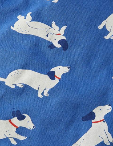 Gemütlicher kurzer Schlafanzug im 2er-Pack - Venedig-Blau ...