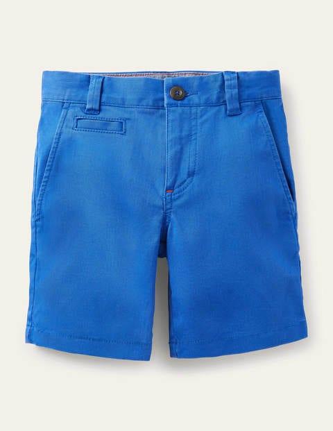 Chino Shorts - Brilliant Blue