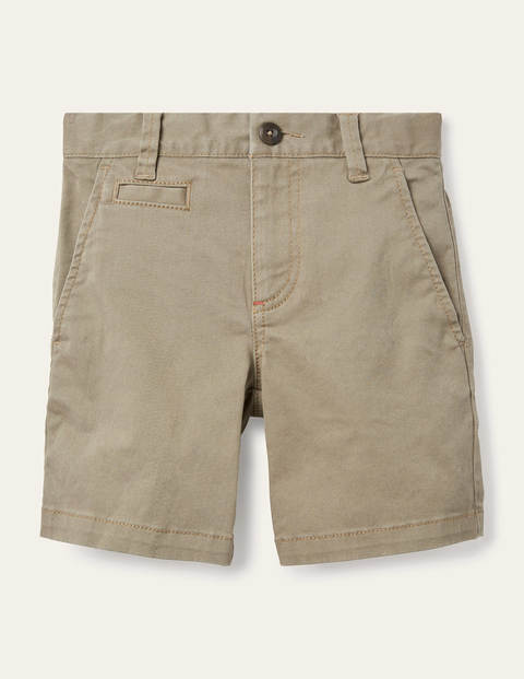 Chino Shorts - Nutty Brown