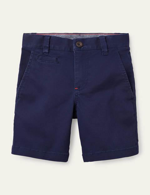 Short chino - Bleu marine universitaire