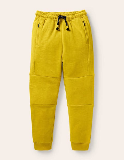 Warrior Knee Sweatpants - Daffodil Yellow