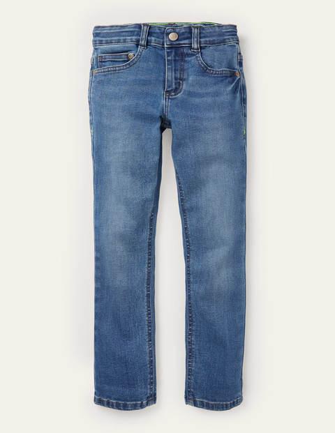 Adventure-flex Slim Jeans - Mid Vintage