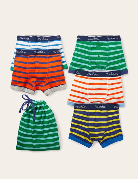 Boxers 5 Pack - Multi