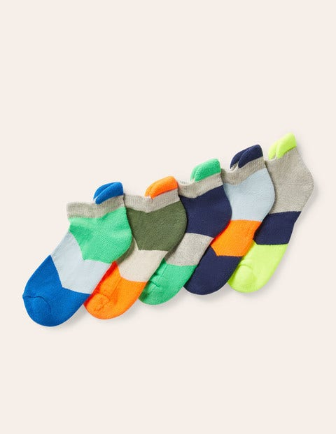 Ankle Socks 5 Pack