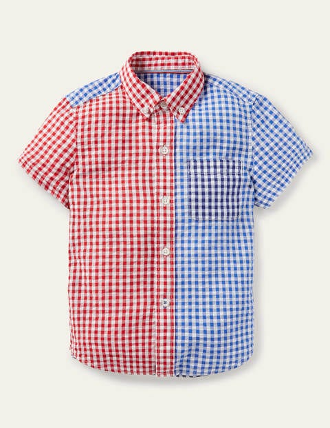 Smart Short-sleeved Shirt