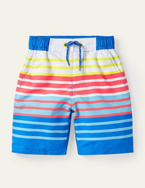 Board Shorts - Multi Stripe